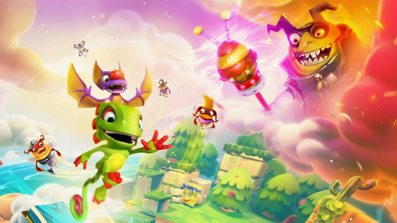 Yooka-Layelee and the Impossible Lair