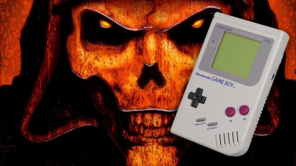 Diablo Game Boy