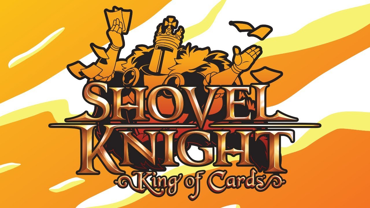Shovel Knight King of Cards