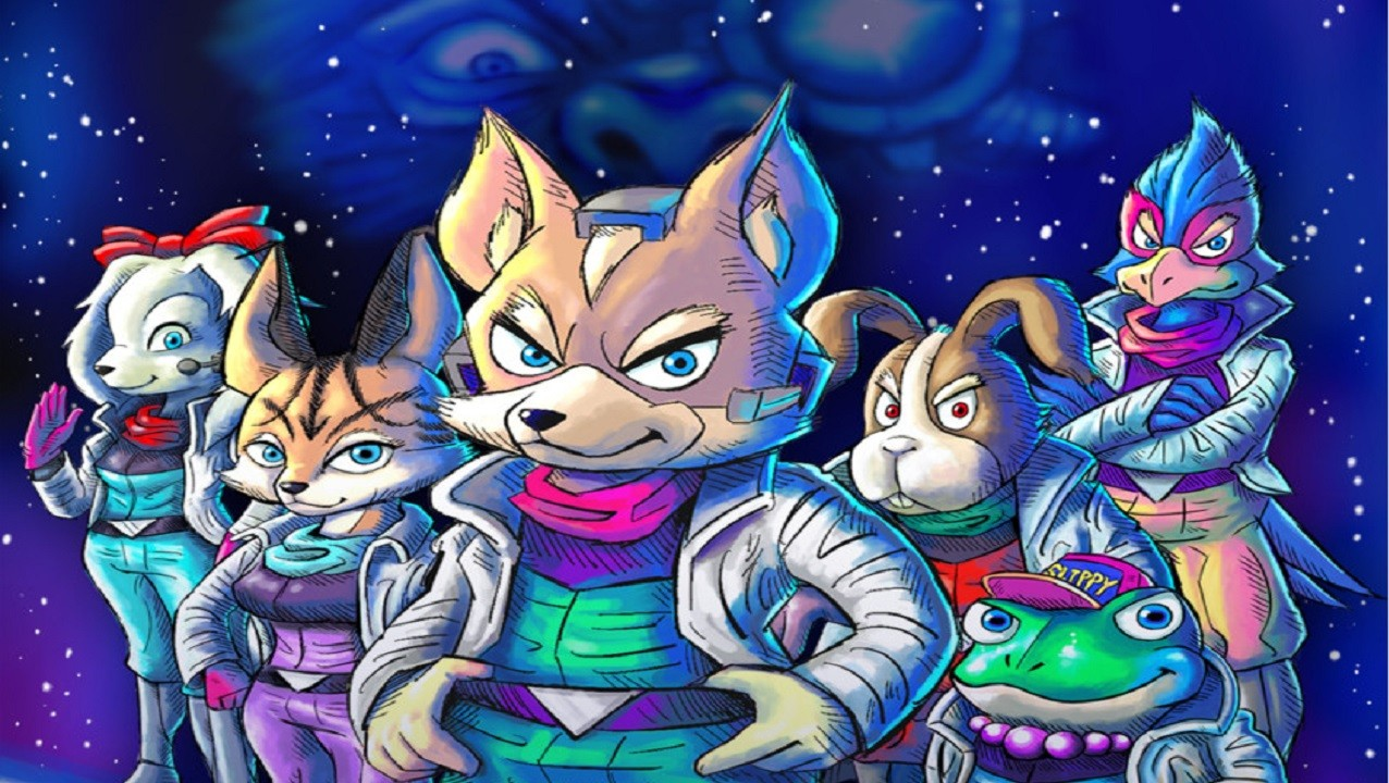 Starfox 2 mobile wallpaper Nintendon