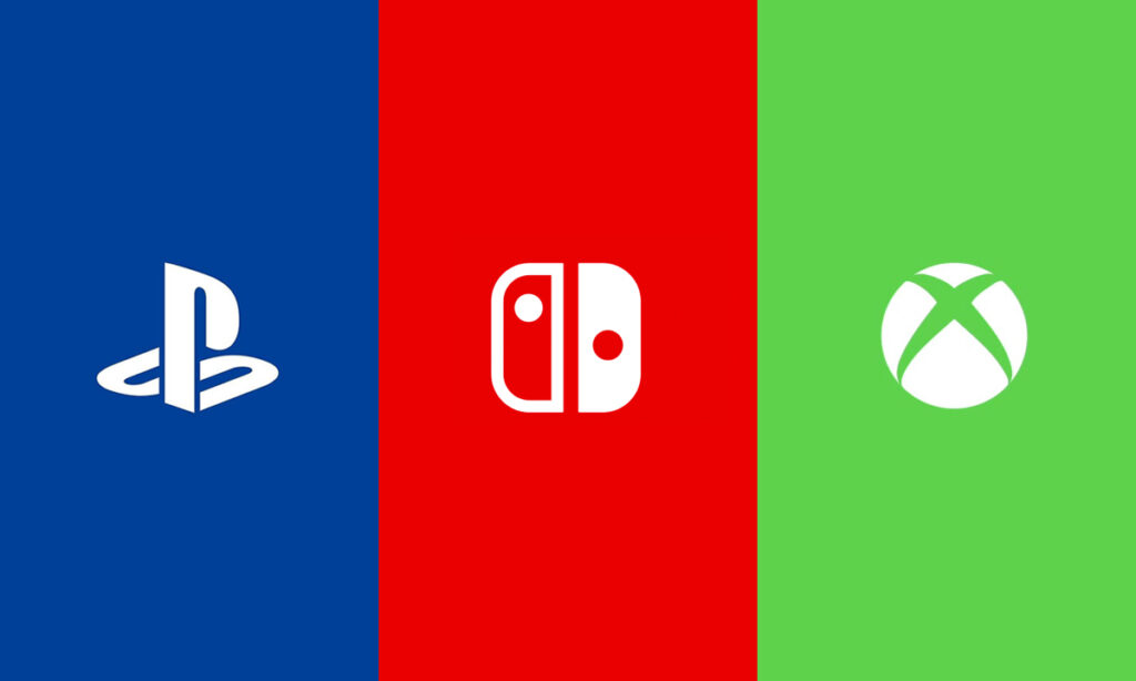 Nintendo Switch Ps4 Xbox One