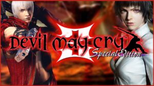 Devil May Cry 3 Special edition dante
