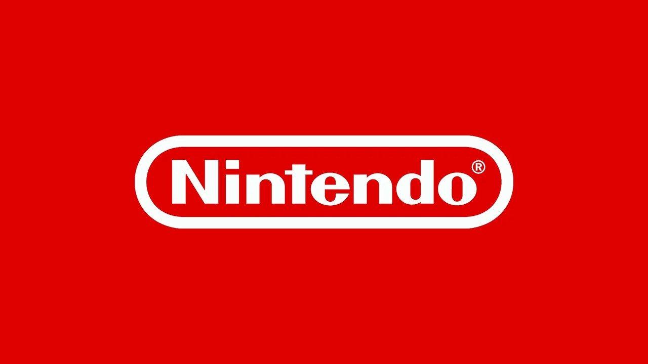 Nintendo Logo Red
