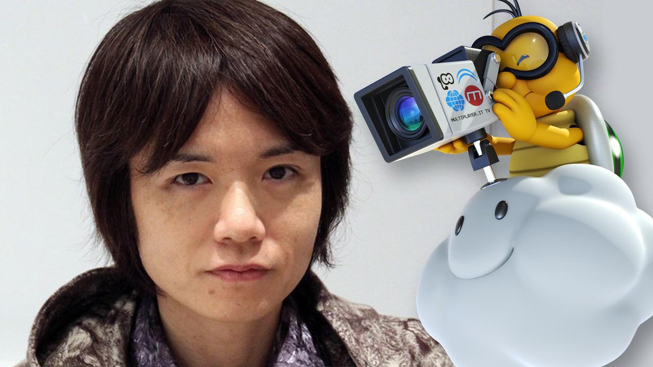 Masahiro Sakurai