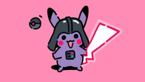 Darth Pikachu