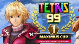tetris 99 maximus cup xenoblade