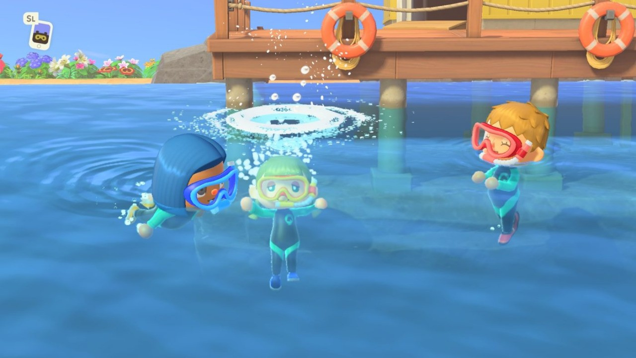 Animal Crossing New Horizons Sub
