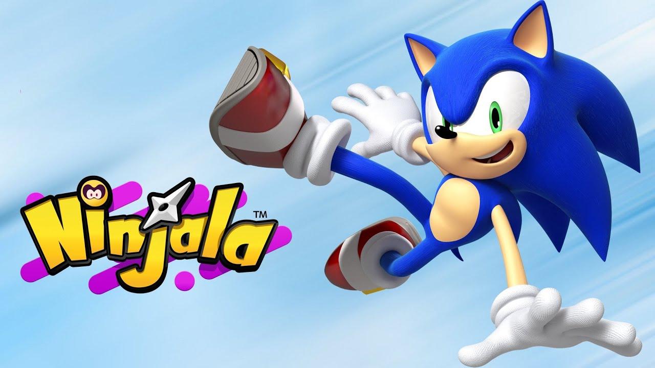 Sonic x Ninjala