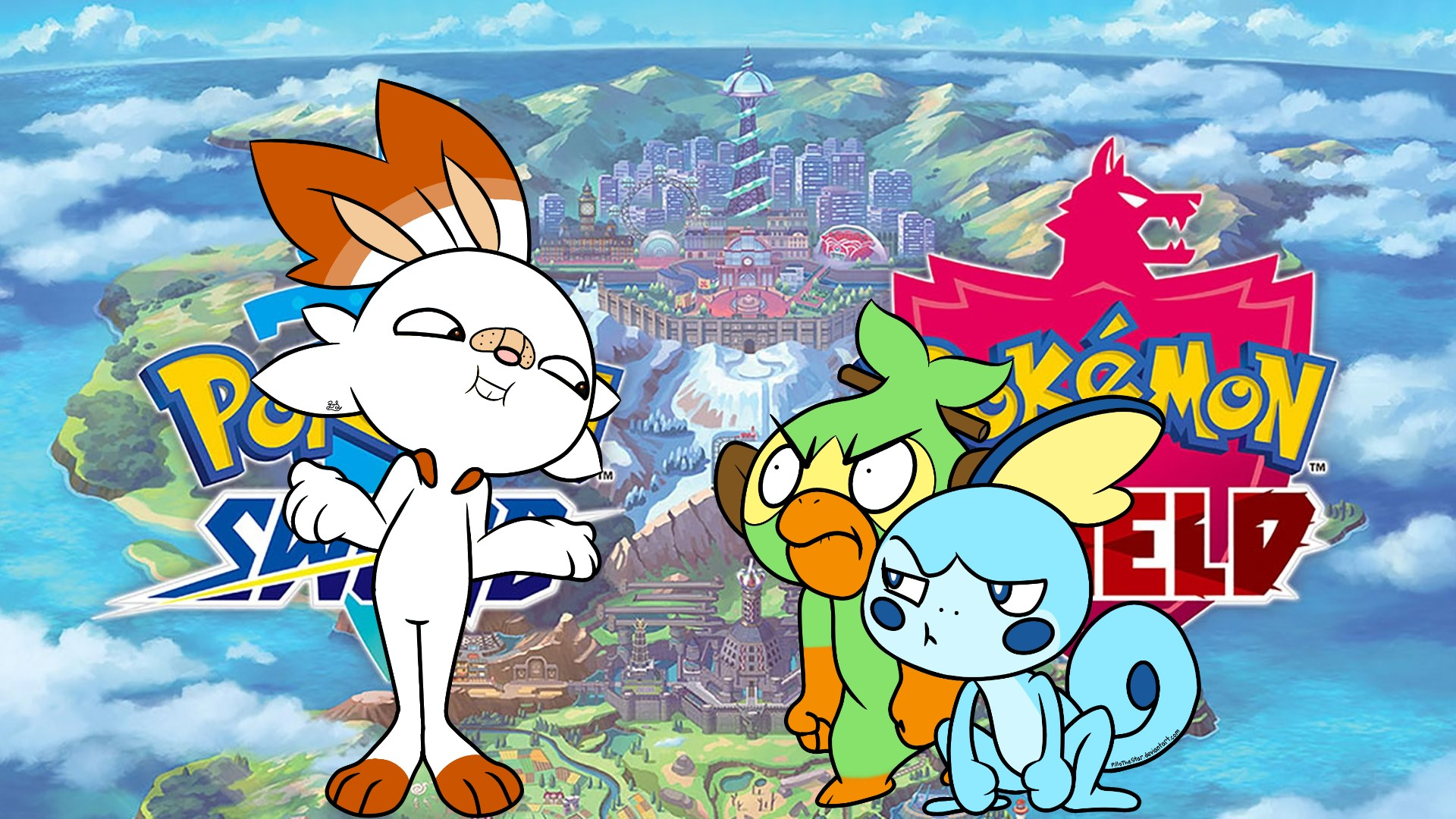 Pokémon Spada e Scudo — Storia di una comunicazione tragica (e di un paio di bugie) - NintendOn