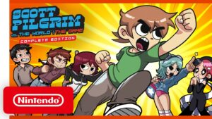 Scott Pilgrim Vs The World Complete Edition