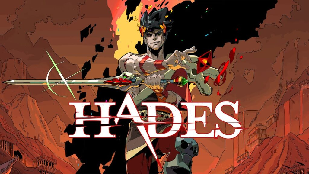 Hades GOTY Cover