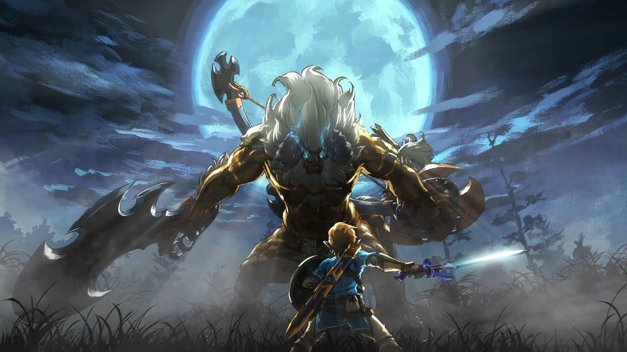 Zelda Golden Lynel