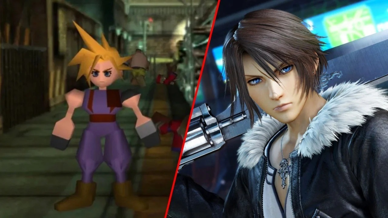 Final Fantasy VII VII Remake Twin Pack