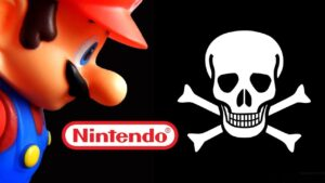 Nintendo Pirateria