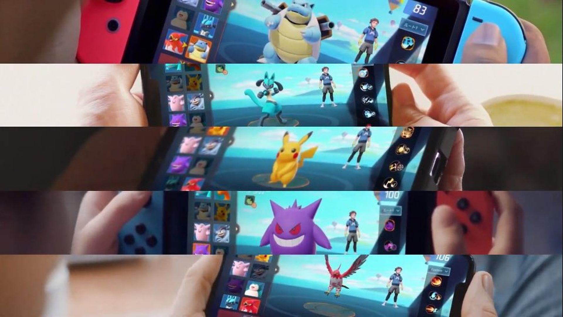 Nintendo Cross Platform Play