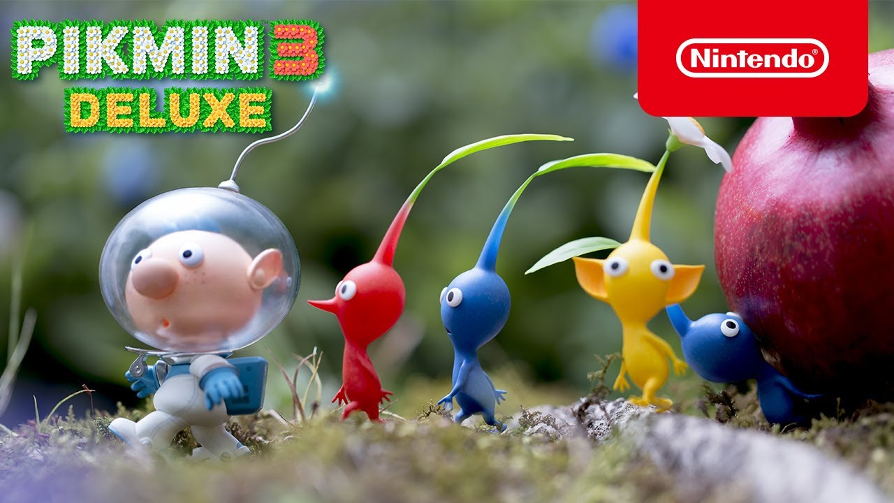 Pikmin 3 wallpaper