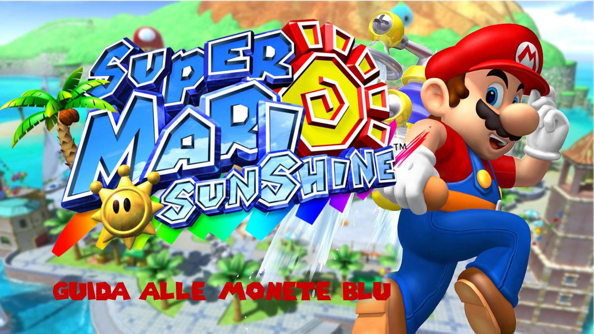 Super-Mario-Sunshine-Guida-Monete-Blu-Switch-NintendOn