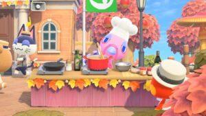 Animal Crossing new horizons turkey