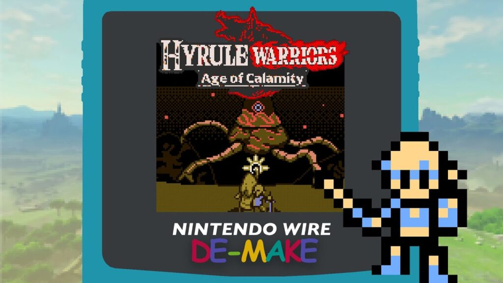 hyrule-warriors-age-of-calamity-demake-gbc