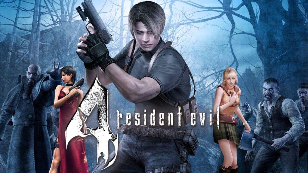 Resident Evil 4 2