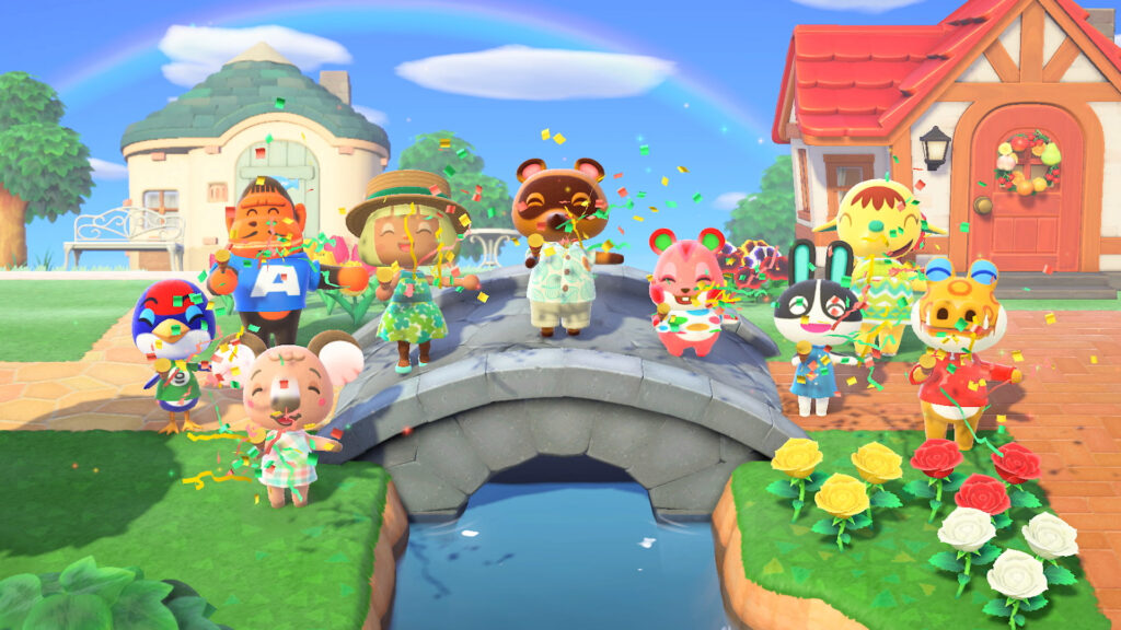 Animal Crossing New Horizons 8
