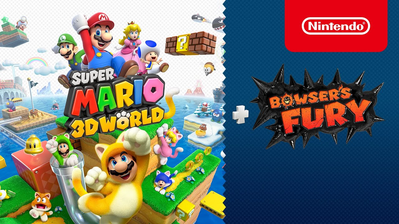 Super Mario 3D World Bowser's Fury-nintendon
