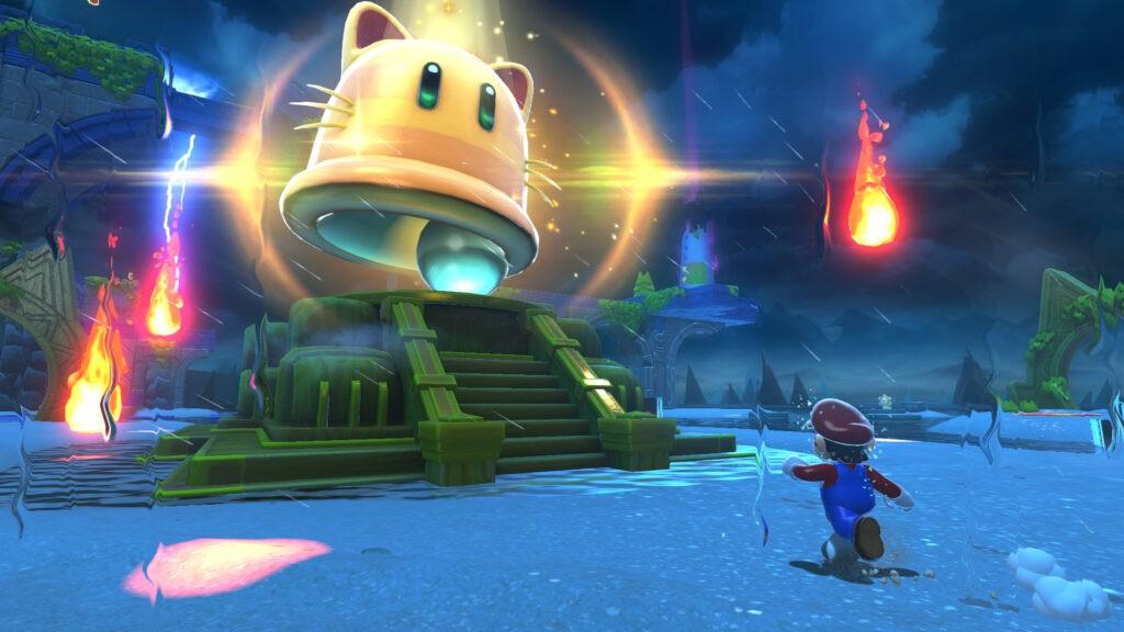 Super Mario 3D Word Super Bell