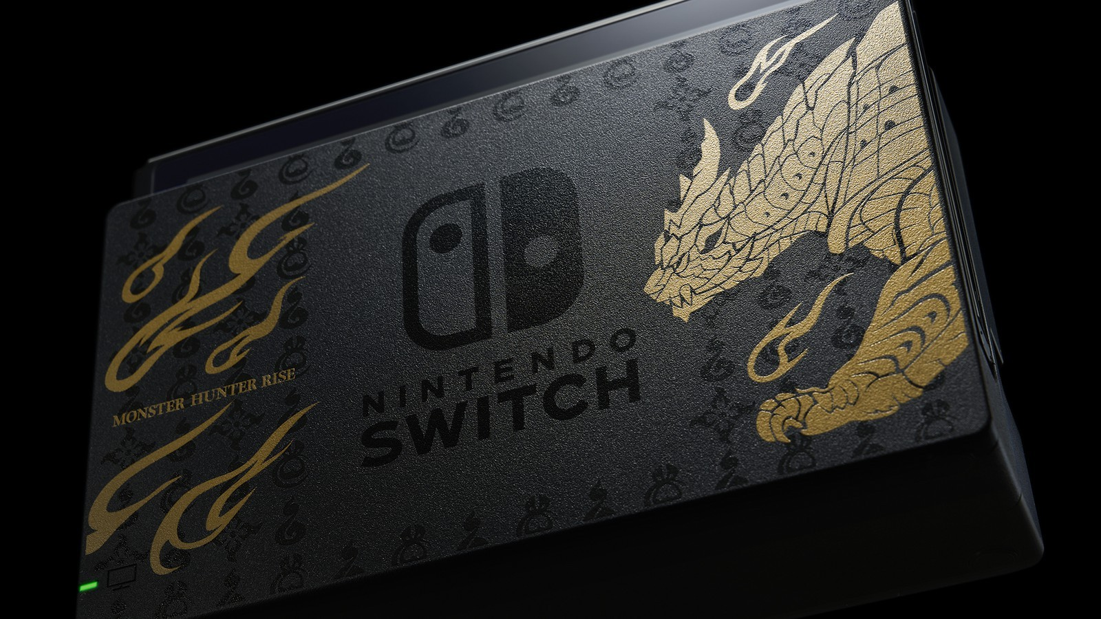Nintendo Switch, annunciato il bundle speciale dedicato a Monster Hunter Rise