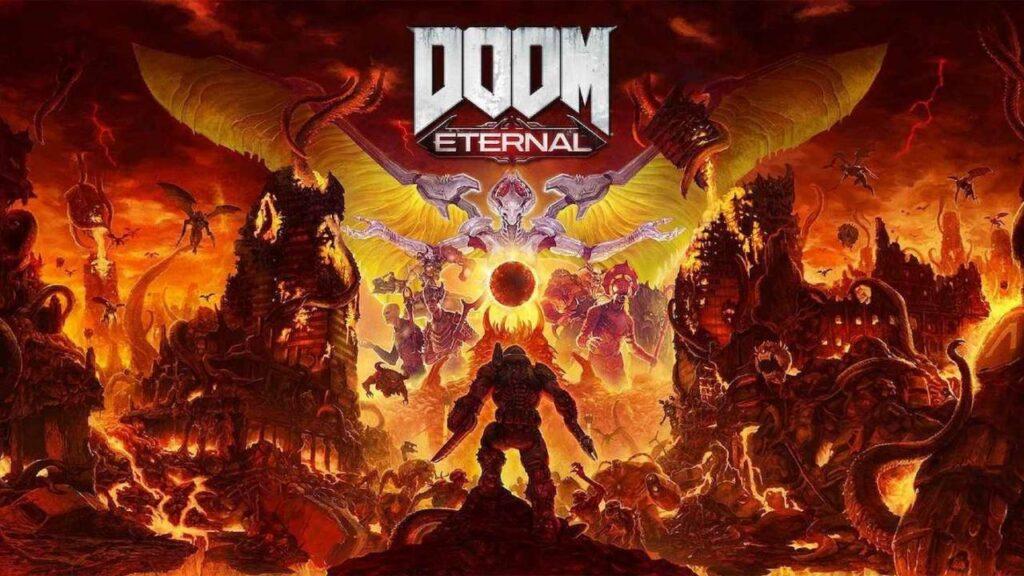 doom eternal cover