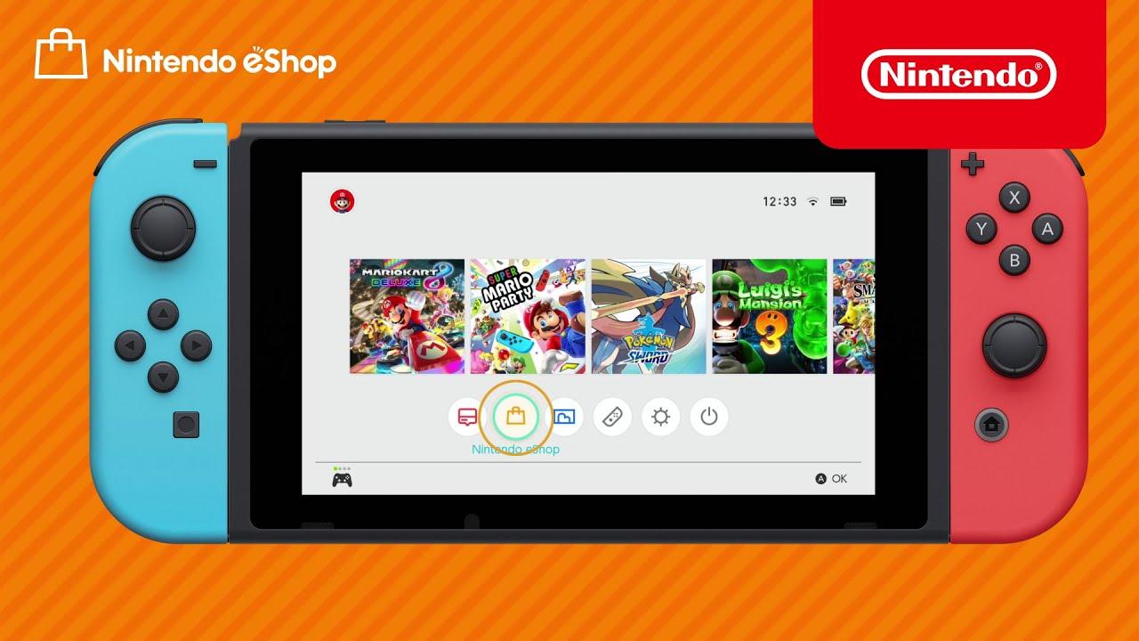 Nintendo Switch eShop