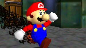 Mario X nintendon