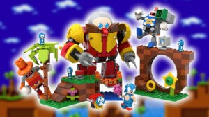 Sonic LEGO NintendOn