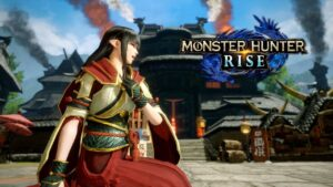 monster hunter rise pc