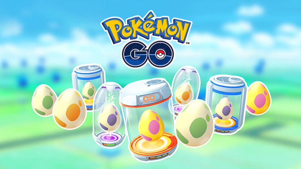 Pokémon GO Uova NintendOn