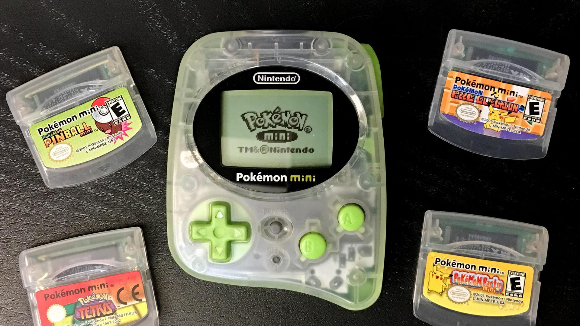 Pokémon Mini NintendOn