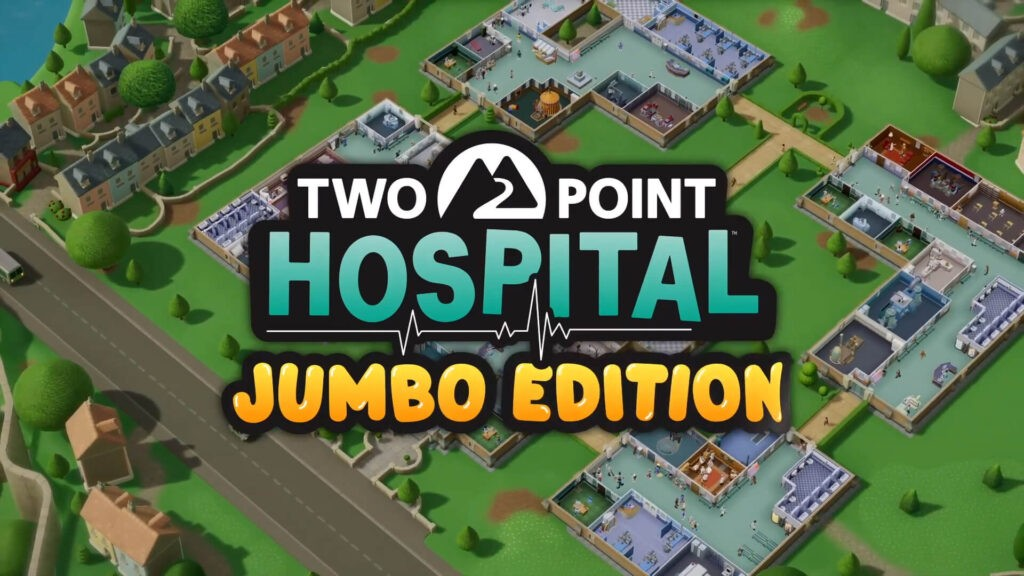 Two Point Hospital JUMBO Edition NintendOn
