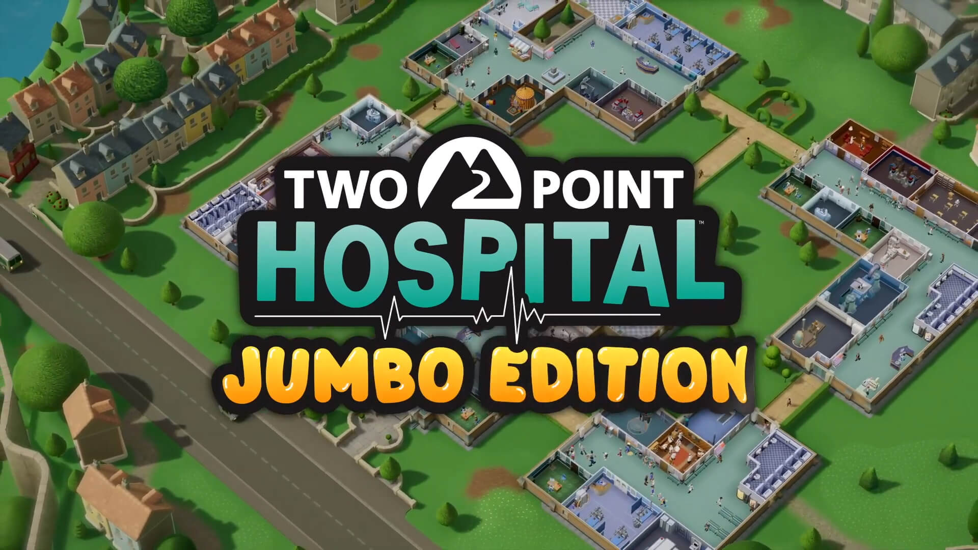Two Point Hospital JUMBO Edition NintendOn