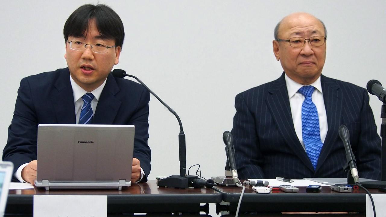 Shuntaro Furukawa Nintendo