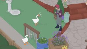 Untitled Goose Game Honk