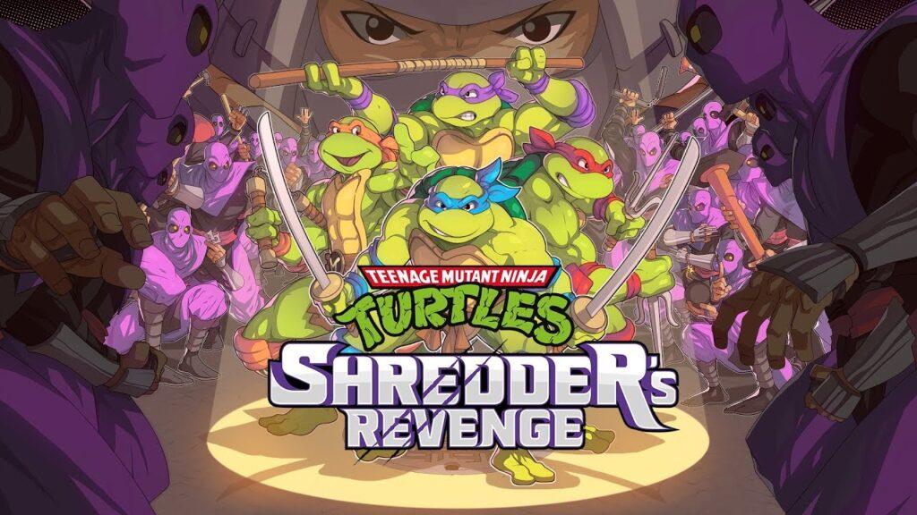 TNMT Shredder's Revenge