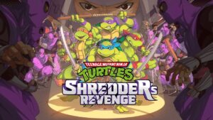 TNMT Shredder's Revenge