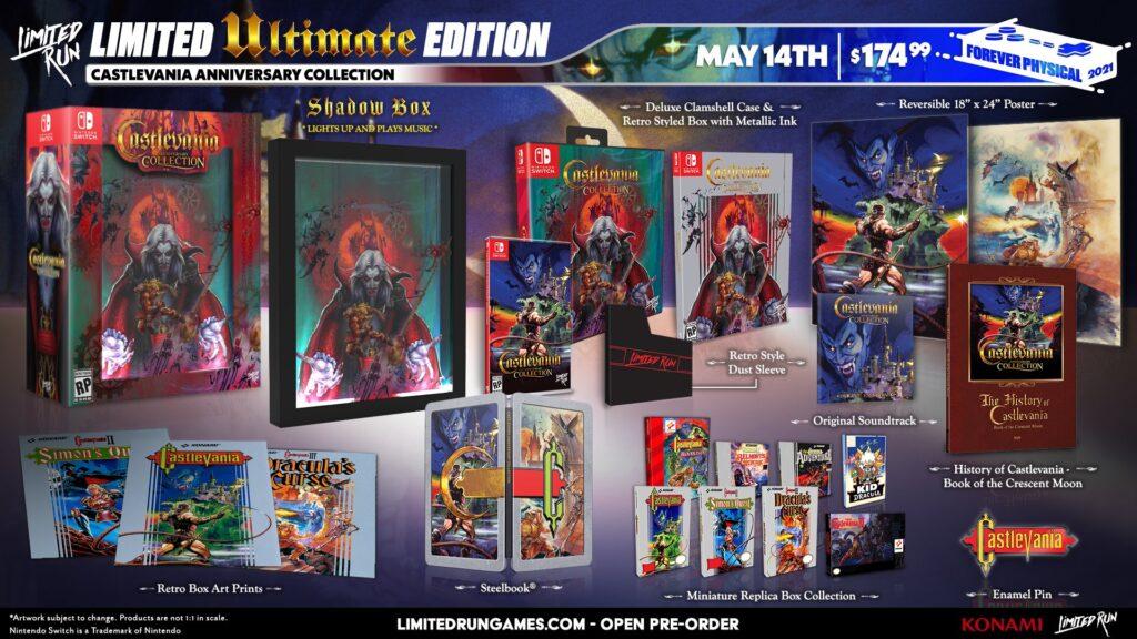castlevania-anniversary-collection-ultimate-edition-NintendOn