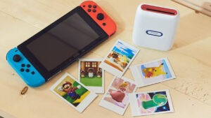instax mini Link for Nintendo Switch 3