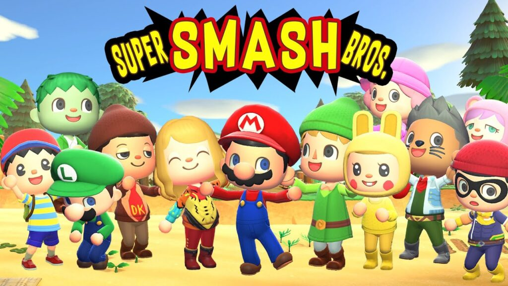 super-smash-bros-intro-animal-crossing-new-horizons-NintendOn