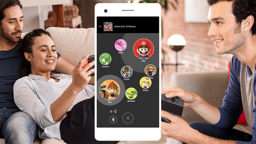 Nintendo Switch Online app NintendOn