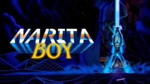Narita Boy Cover
