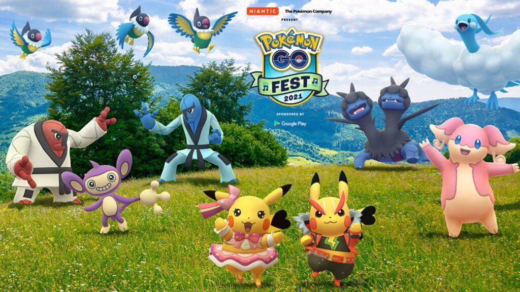 pokémon GO Fest nintendon