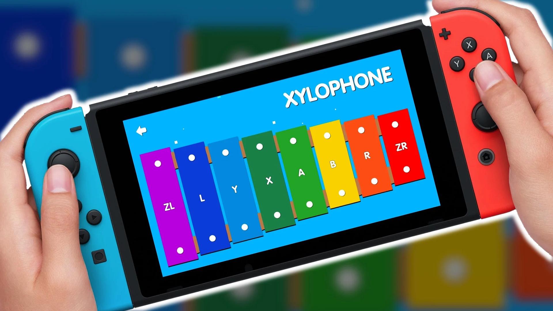 Arriva Xilofono, dagli sviluppatori della calcolatrice per Nintendo Switch  - NintendOn