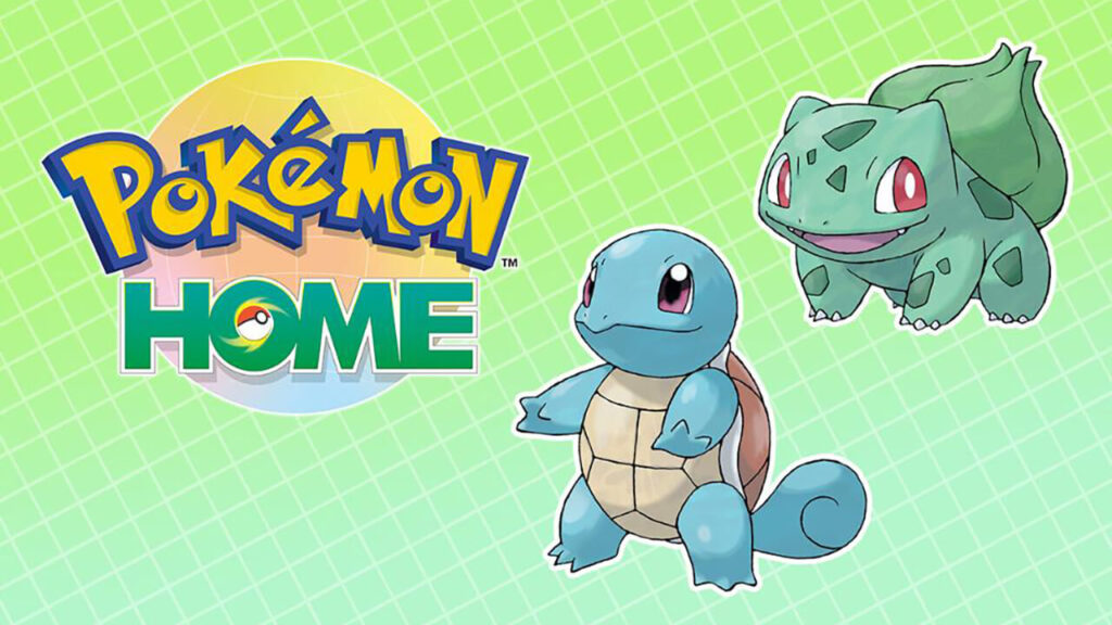 Bulbasaur Squirtle Gigamax NintendOn