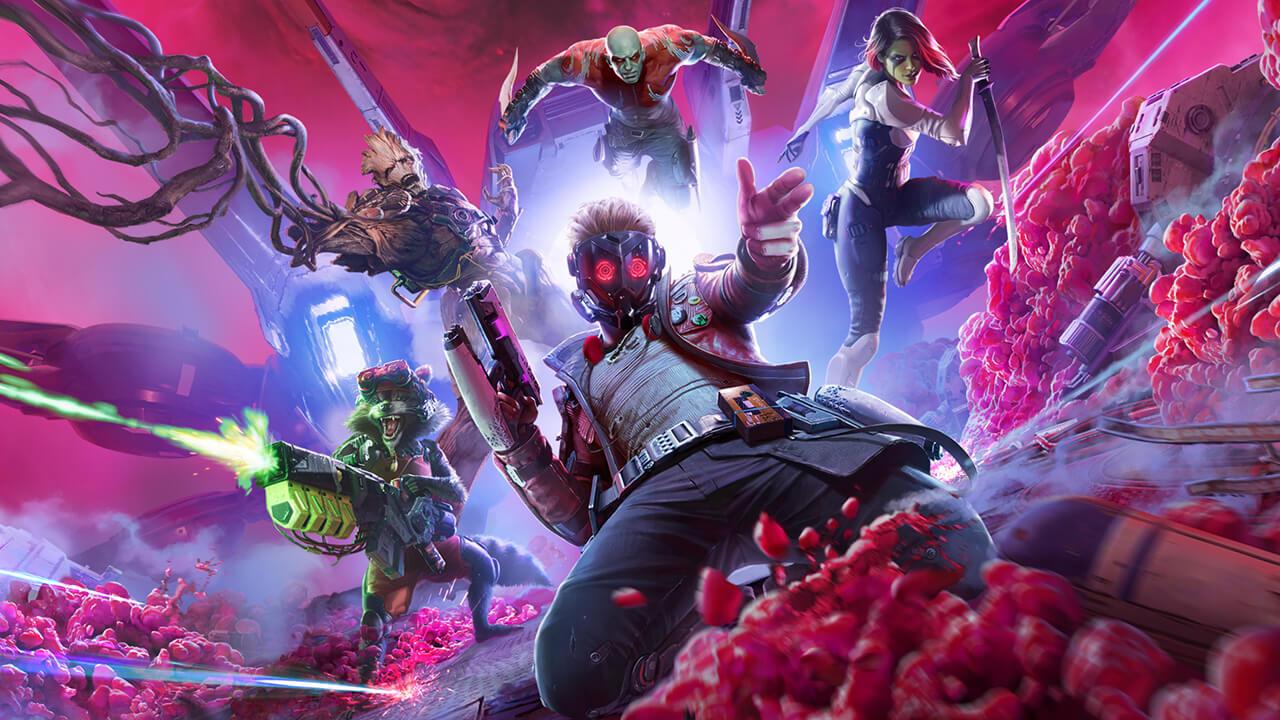 Marvel's Guardians of the Galaxy Cloud Version NintendOn